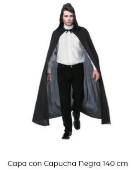 disfraces de star wars capa negra