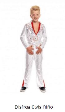 disfraces premio oscar actor Hollywood Elvis