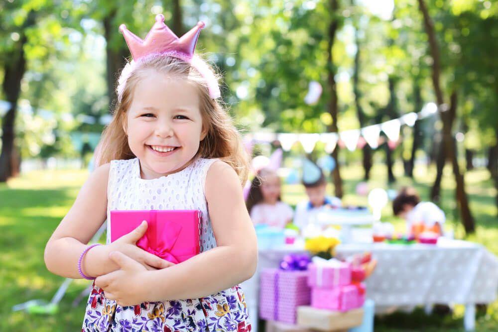 ideas para celebrar un cumpleaños infantil princesas