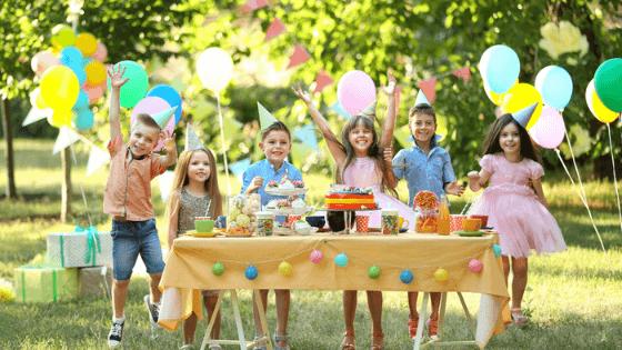 ideas para celebrar un cumpleaños decoración