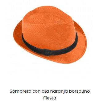 ropa baile moderno sombrero