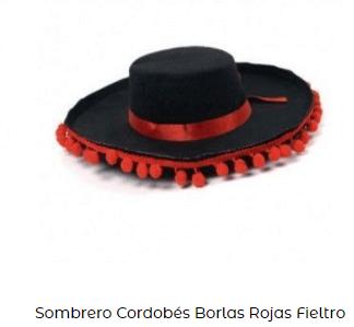 ropa flamenca día de la danza baile sombrero cordobés