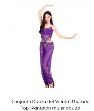 ropa para baile danza vientre mujer
