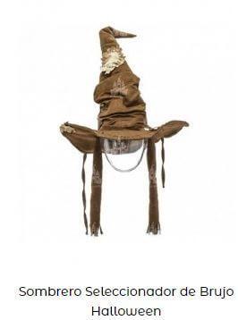 día del orgullo friki harry potter disfraz sombrero seleccionador