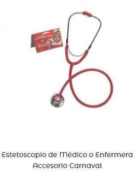 accesorios enfermeros estetoscopio