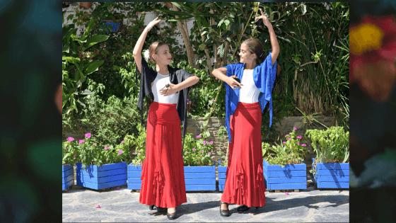 cómo vestirse de flamenca