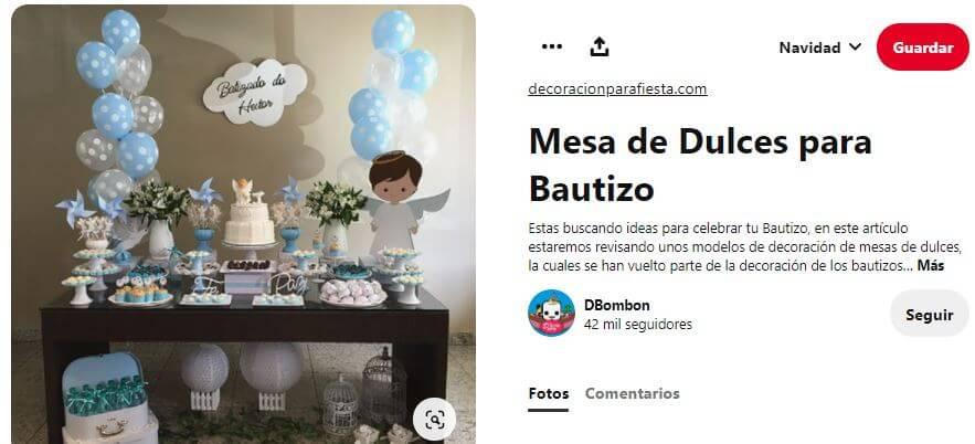 decoraciones para bautizos s azulencillos en casa con globos