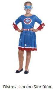 disfraz capitán america disfraces friki