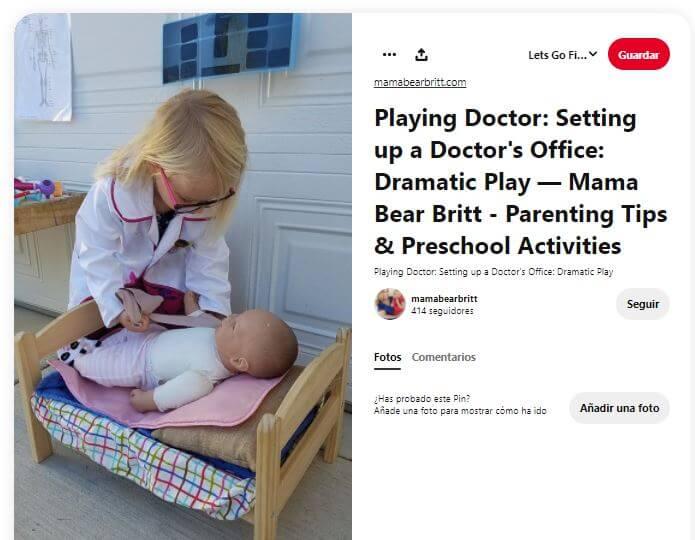 enfermeros cuidar pandemia disfraces niños