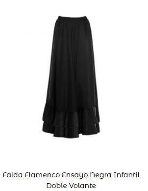 falda flamenca ideas de vestirse ensayo