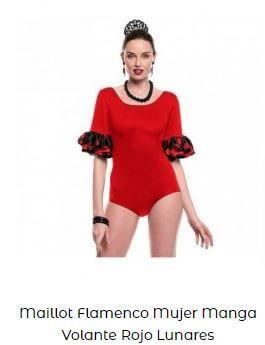 maillot flamenco ideas cómo vestirse mujer