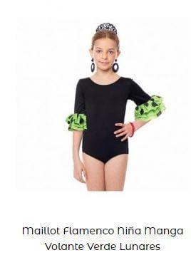 maillot flamenco ideas cómo vestirse volantes