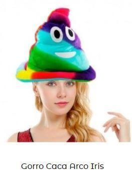 sombrero disfraz emoticono caca WhatsApp