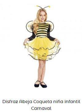 disfraz para Yellow Day abeja maya