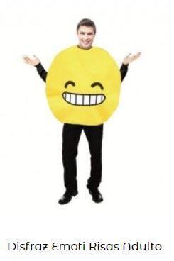 disfraz para Yellow Day emoji
