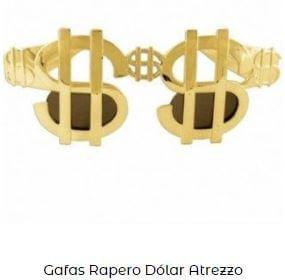 gafas emoticono dinero rico