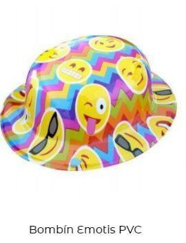 sombrero disfraz emoticono