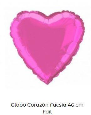 decoración minnie baby globos rosas corazón