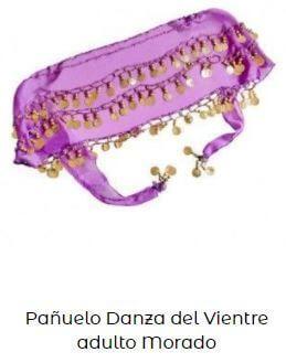 cinturones pañuelos monedas danza del vientre
