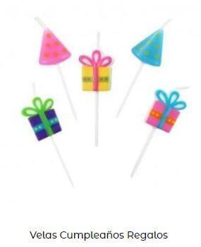 ideas velas tarta cupcakes cumpleaños