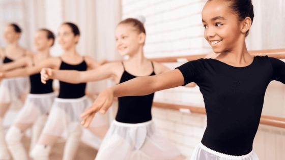 maillot de danza mujer niñas