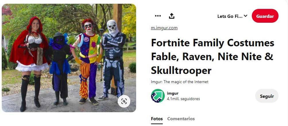 dia del videojuego fornite