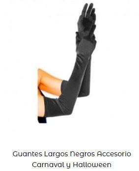 guantes negros cruella de vil
