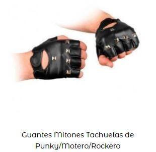 guantes complementos viuda avengers