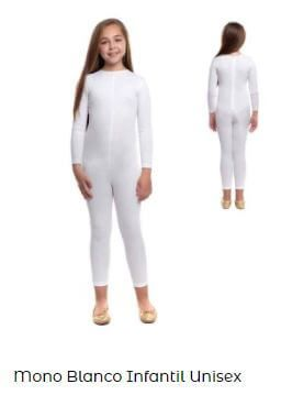 traje blanco disfraz viuda negra niña