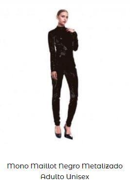traje disfraz viuda negra mujer