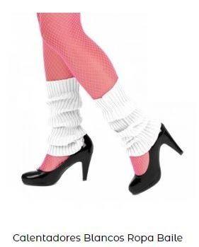 calentadores ropa de ballet