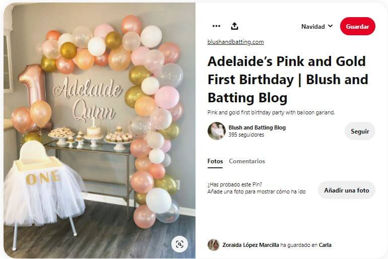 diy decoración fiesta primer cumpleaños ideas un año
