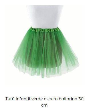 tutú falda ropa ballet infantil