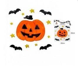 pegatinas gigantes calabazadecoración halloween