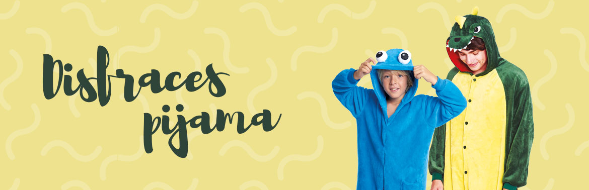 Disfraces Pijamas Let's Go Fiesta