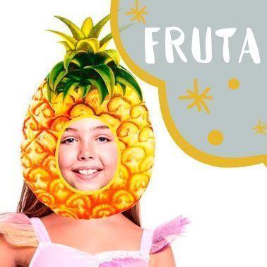 Disfraces Fruta
