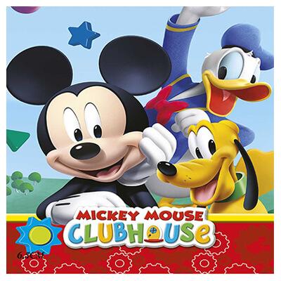 Decoración Cumpleaños Mickey y Minie
