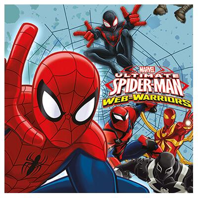 Decoración Cumpleaños Spiderman