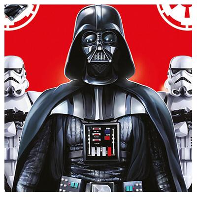 Decoración Cumpleaños Star Wars