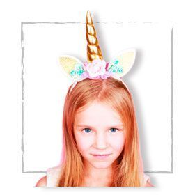 Diademas Unicornios Originales
