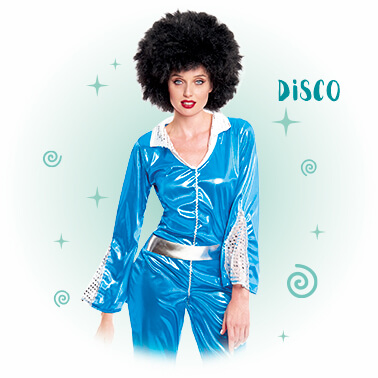 Disfraces Disco 70s 80s