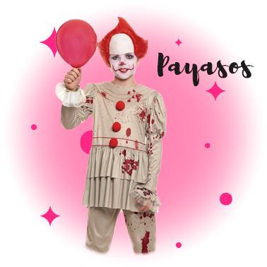 Disfraces Payaso Sádico