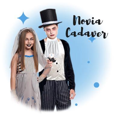 Disfraces Novia Cadáver